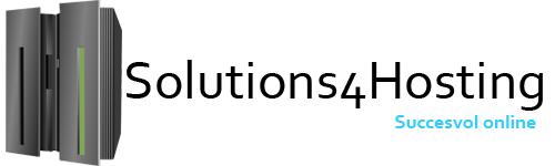Solutions4Hosting - succesvol online